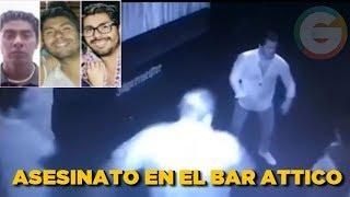 Buscan al homicida del bar Attico en Cuernavaca #Morelos