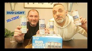 NEW Bud Light Seltzer Review!