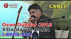 Ozan Dündar - Dardayım Baba - Anadolu Dernek Tv  Canlı Yayın (Klip) Türküler !!