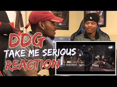 DDG Take Me Serious WSHH Exclusive   Music   REACTION
