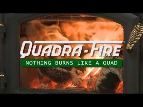 Quadra-Fire® Wood Stove or Insert: Safety Video - YouTube