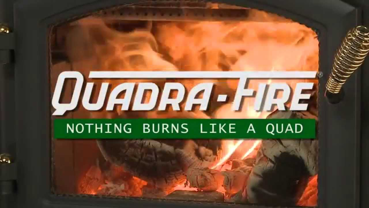 Quadra-Fire® Wood Stove or Insert: Safety Video - Quadra-Fire® Wood Stove Or Insert: Safety Video - YouTube