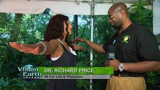 Dr. Richard Price Interview - Raw Odyssey Event at Hippocrates Health Institute