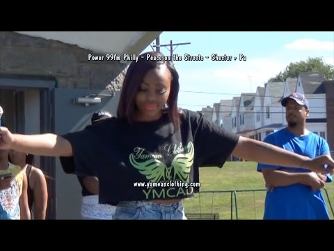 YaMean Clothing #YMCAD - Peace on the Streets 2014 @ Chester Park - Chester, PA