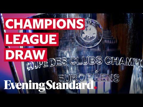 Champions League Draw: Quarter-final Fixtures