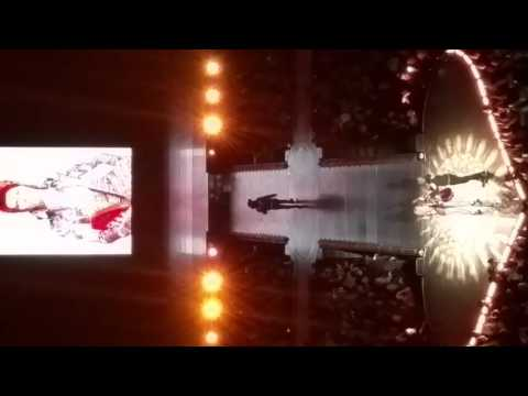 Madonna tribute to David Bowie at Rebel Heart Concert last night in Houston Mp3