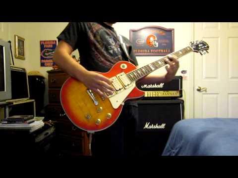 kiss-calling-dr-love-guitar-cover