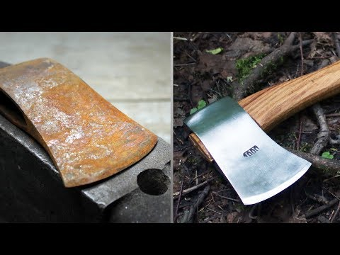 Old Axe Restoration