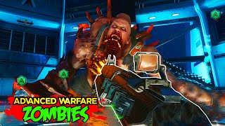 "Exo Zombies Descent - ""OZ"" BOSS ZOMBIE GAMEPLAY (Advanced Warfare Exo Zombies DLC 4)"