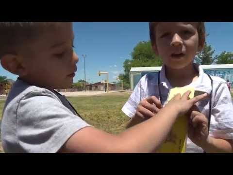 TUSD1- Mission View Elementary School Rocks with Recess Buddies