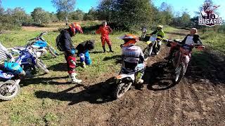 SZOK, skurcze, trening na torze. ZACISNĘŁO MI PALCE W PIĘŚĆ   KTM EXC 300
