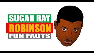 Black History for Kids | Sugar Ray Robinson Mini-Biography | Educational Videos for Students