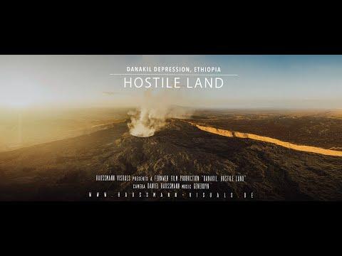 Hostile Land - Danakil, Ethiopia