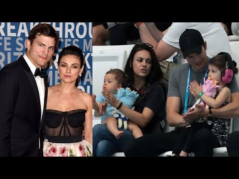 30 Rules That Mila Kunis And Ashton Kutcher Make Sure Their Kids Follow