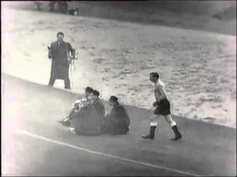 1953 friendly match .. England - Hungary 3-6 (full match)