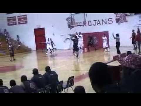 Corey Thornton Jr Vs Forest Park High School Youtube