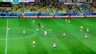 W杯2014 ブラジルvsクロアチア ダイジェスト thumbnail