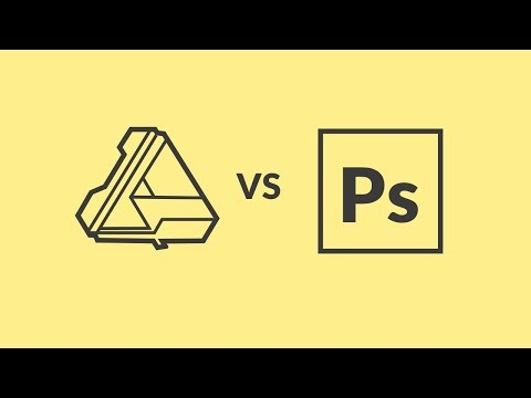 Photoshop vs Affinity Photo - 2019 Which One is Better ?