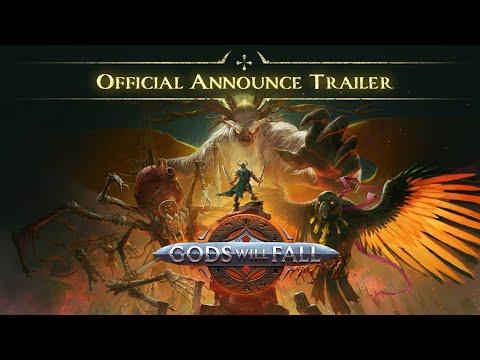 Gods Will Fall - Meet The Gods. Official Announce Trailer [USK]