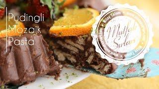 Pudingli Mozaik Pasta Tarifi - Mutfak Sırları