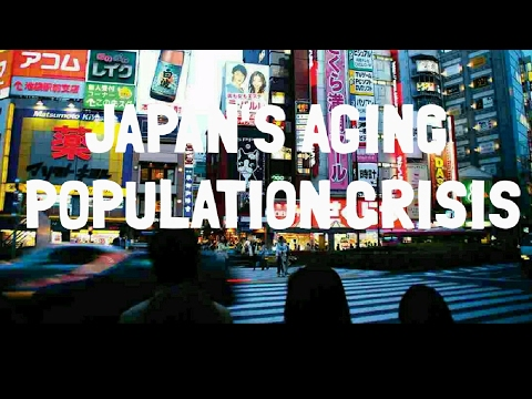 Japan's Aging Population Crisis | NEW 2017
