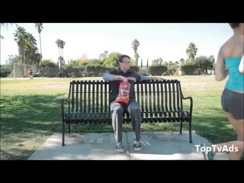 Doritos On The Park Bench Commercial Youtube