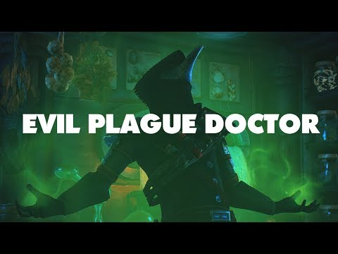 SKYRIM : EVIL PLAGUE DOCTOR - Mod Mashup