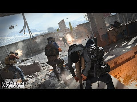 Call of Duty®: Modern Warfare® - Special Ops Trailer