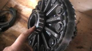Форд Транзит шумить редуктор/заміна підшипників.Ford Transit Noise reducer / bearing replacement