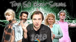 The Top 50 Best Songs of 2020