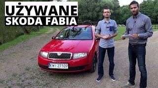 Skoda Fabia I Hatchback 1.2i 54KM, 2004 - TEST używane - Zachar OFF