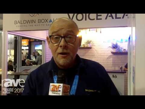 ISE 2017: Baldwin Boxall Features Emergency Voice Communication Equipment