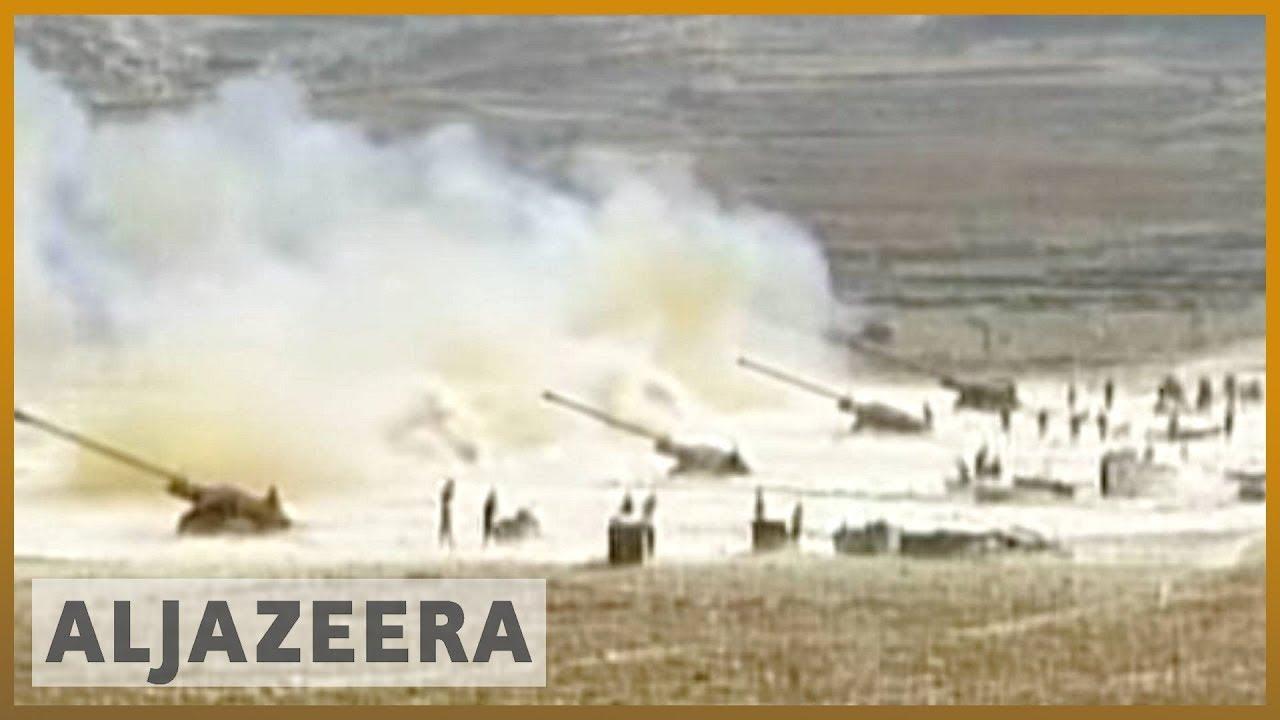 ?? ?? Eritrea: Ethiopia preparing for full-scale war | Al Jazeera English