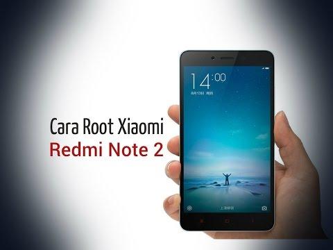 Cara Root Redmi Note 2
