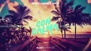 Daddy Yankee Snow Con Calma Damix Bootleg.mp3