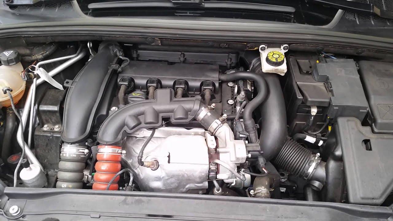 двигатели ситроен с5 1.6 thp