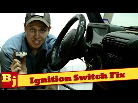 Replace your Ignition Switch Actuator Pin (How to fix a unique no