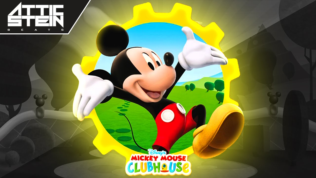 Gmail panda theme - Mickey Mouse Clubhouse Theme Song Remix Prod By Attic Stein Gee Streets Youtube