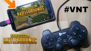 how-to-play-pubg-using-usb-gamepad-pubg-gamepad-android-gameplay-octopus-app-settings-pubg-hindi