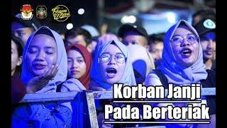 Korban Janji Guyon Waton Live Aloon aloon Kota Blitar KPU Kota Blitar