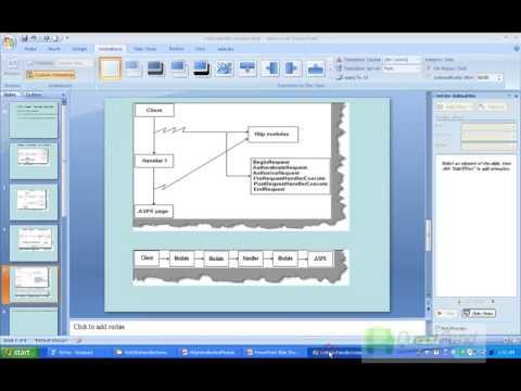 MVC : HttpHandler And HttpModuller Programs | How to Use HttpHandler And HttpModuller In MVC