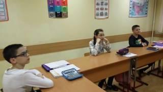 Фрагмент урока в First Decision - май 2017 г., 12 лет, Upper-Intermediate