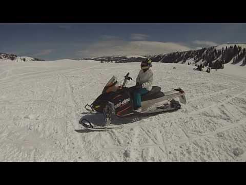 Snowmobile Utah Park City 2013 - Peça, Titties, Miza E Fernandolas