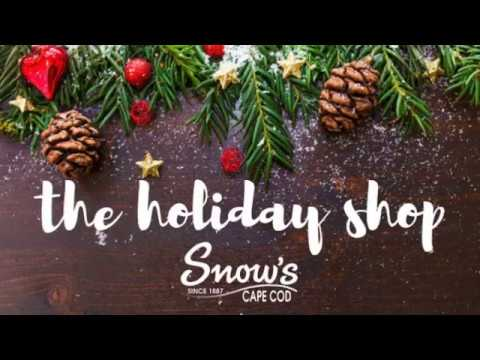 The Holiday Shop at Snows 480p