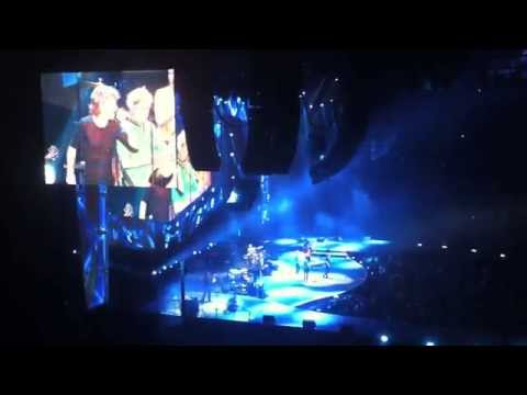The Rolling Stones: Silver Train Live 14 On Fire Tour Brisbane