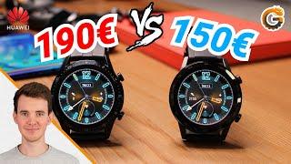 Huawei Watch GT 2 vs. Honor MagicWatch 2: Der Preis siegt!