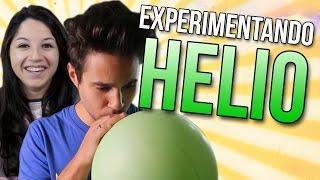 Experimentando con Helio - RETO DEL HELIO