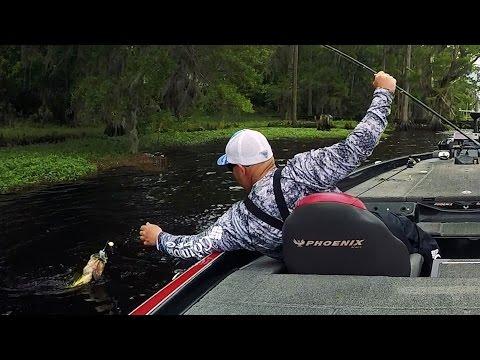 Neuse Trent River Bass Fishing
