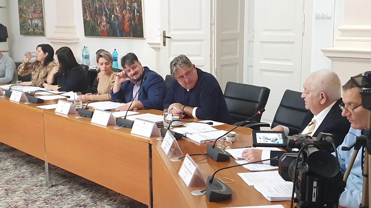 Ședință Consiliul Local Turda (22.11.2019)