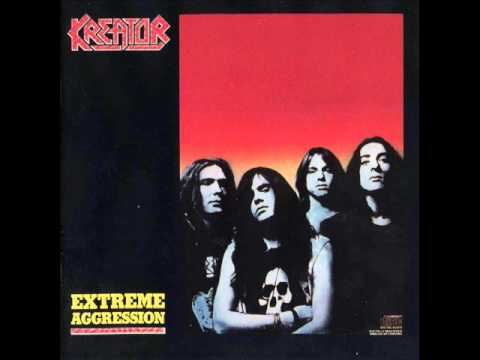 Kreator - Stream Of Consciousness - Extreme Aggression